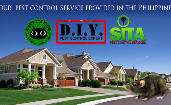 pest control service provider in the philippines